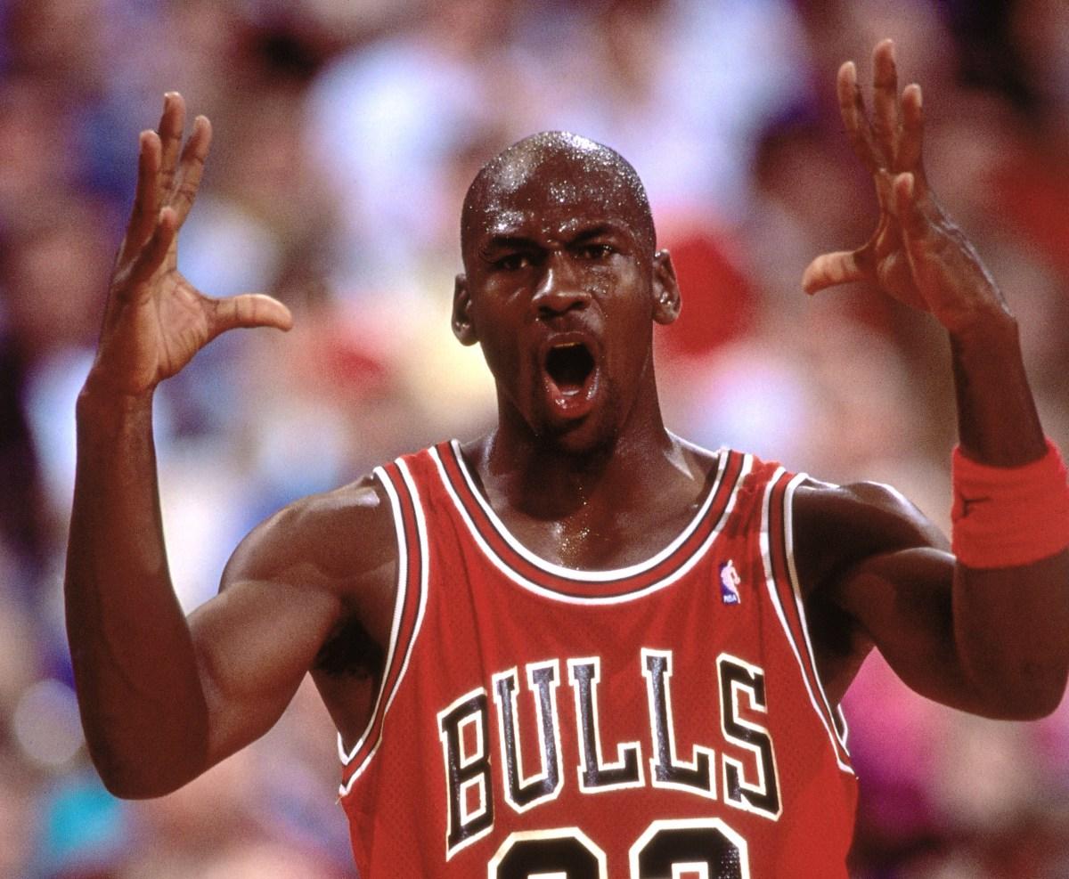 michael jordan leyendas del baloncesto
