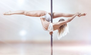 Por qué deberías comenzar a practicar Pole Dance