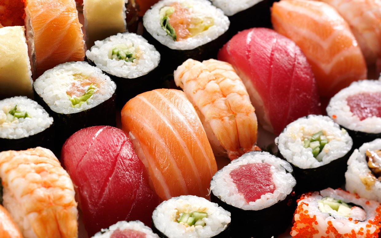 sushi, consejos para adelgazar comiendo sano