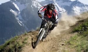 bicicleta de carretera o de montaña
