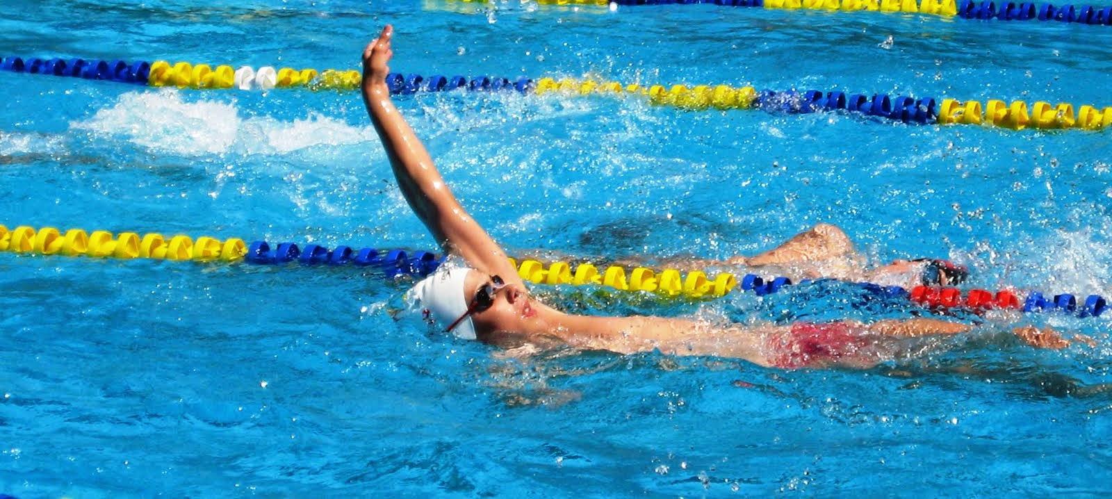 Resultado de imagen para nado de espalda tecnica
