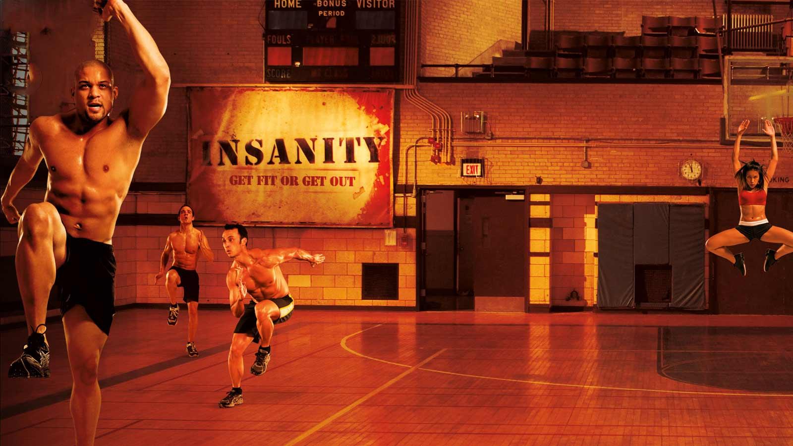 Entrenamiento Insanity, ¿cuáles son los beneficios?