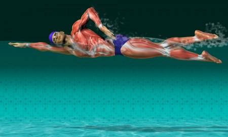 errores que cometemos nadando