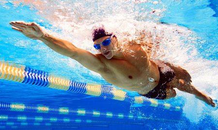 recuperarse de una lesión con natación
