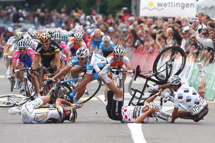 lesiones más comunes en ciclistas
