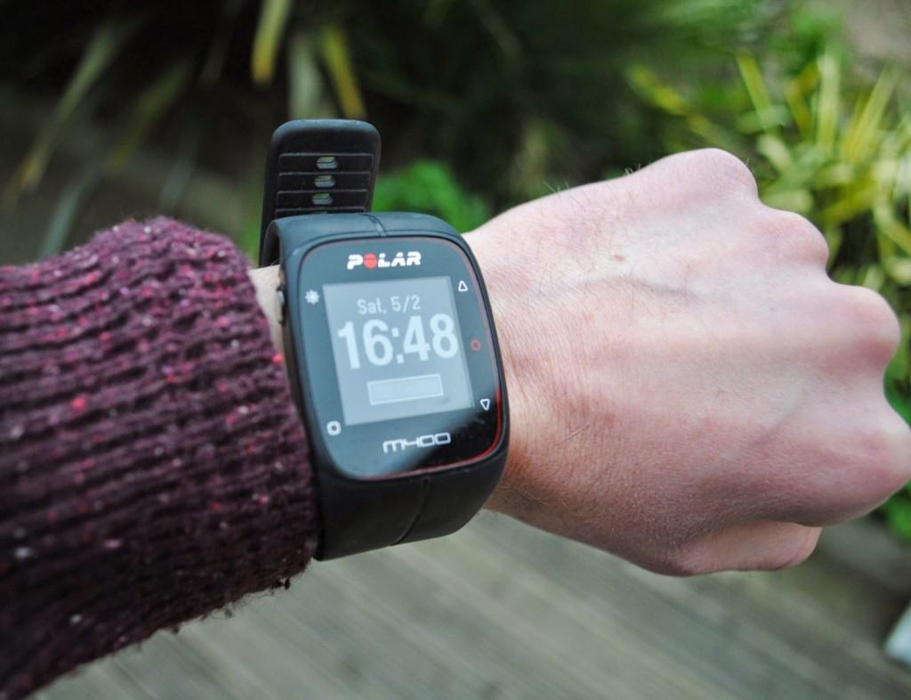 pulsómetro Polar M400