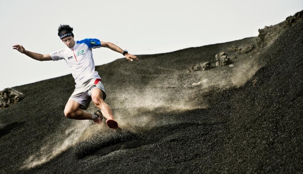 running descenso