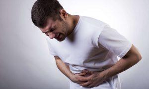 dolor de estómago por cirrosis