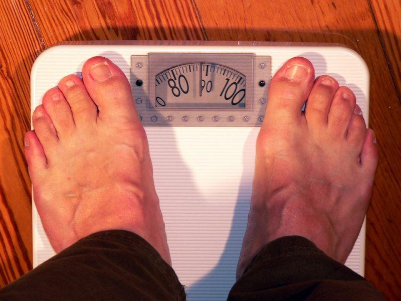 mantener el peso