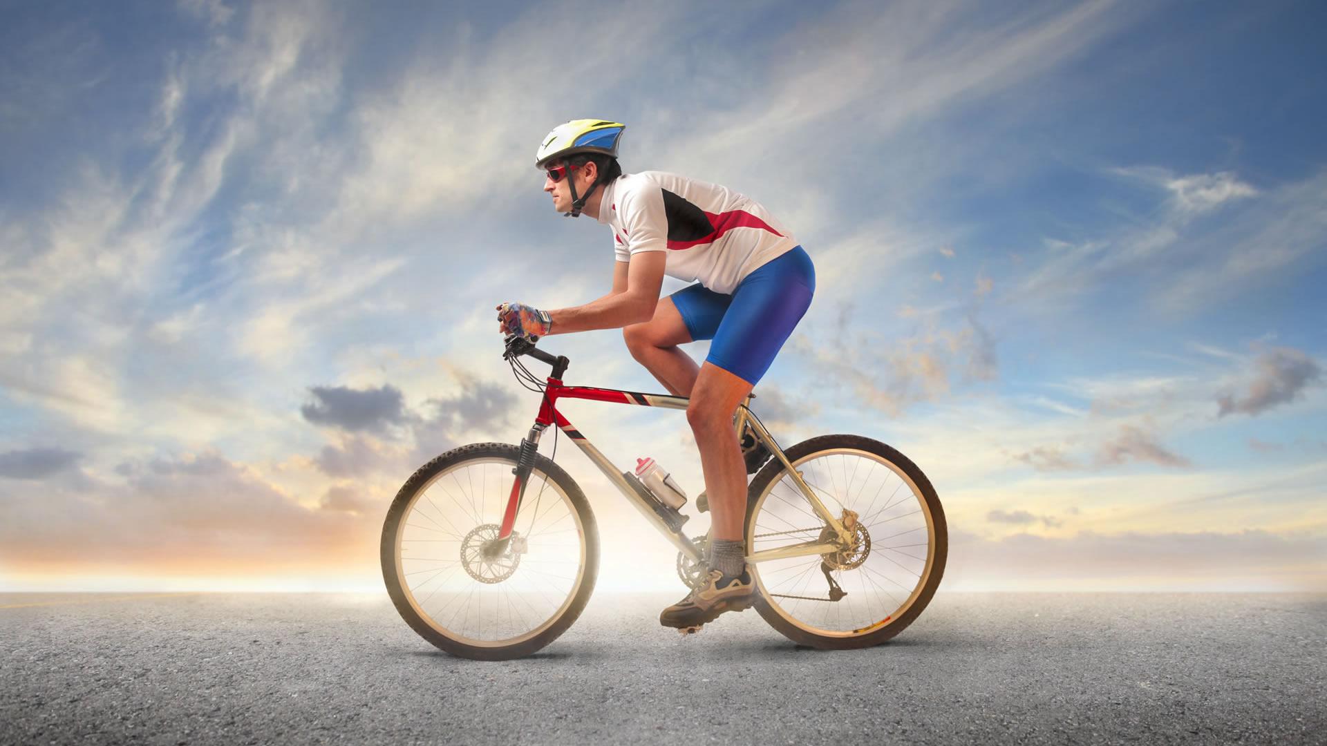 ejercicios de fuerza para ciclistas