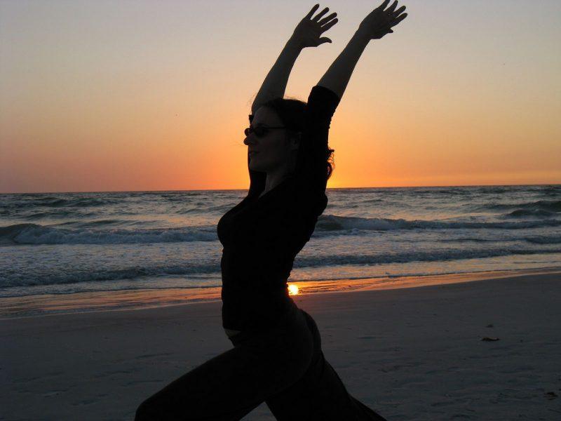 Mejora fibrilación auricular con el yoga