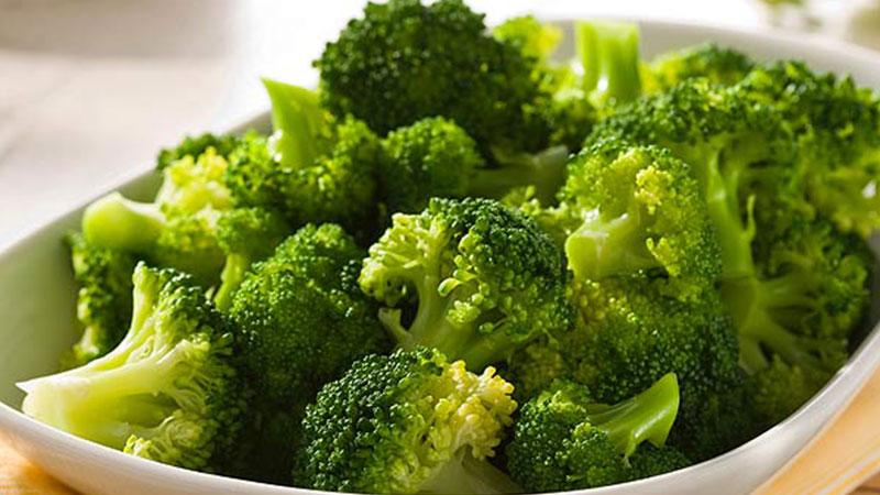 Brócoli para deportistas