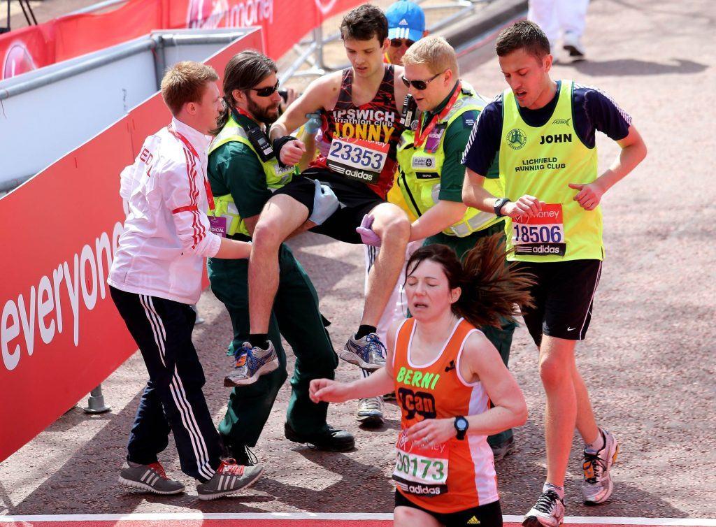 revienta el muro de tu próximo maratón