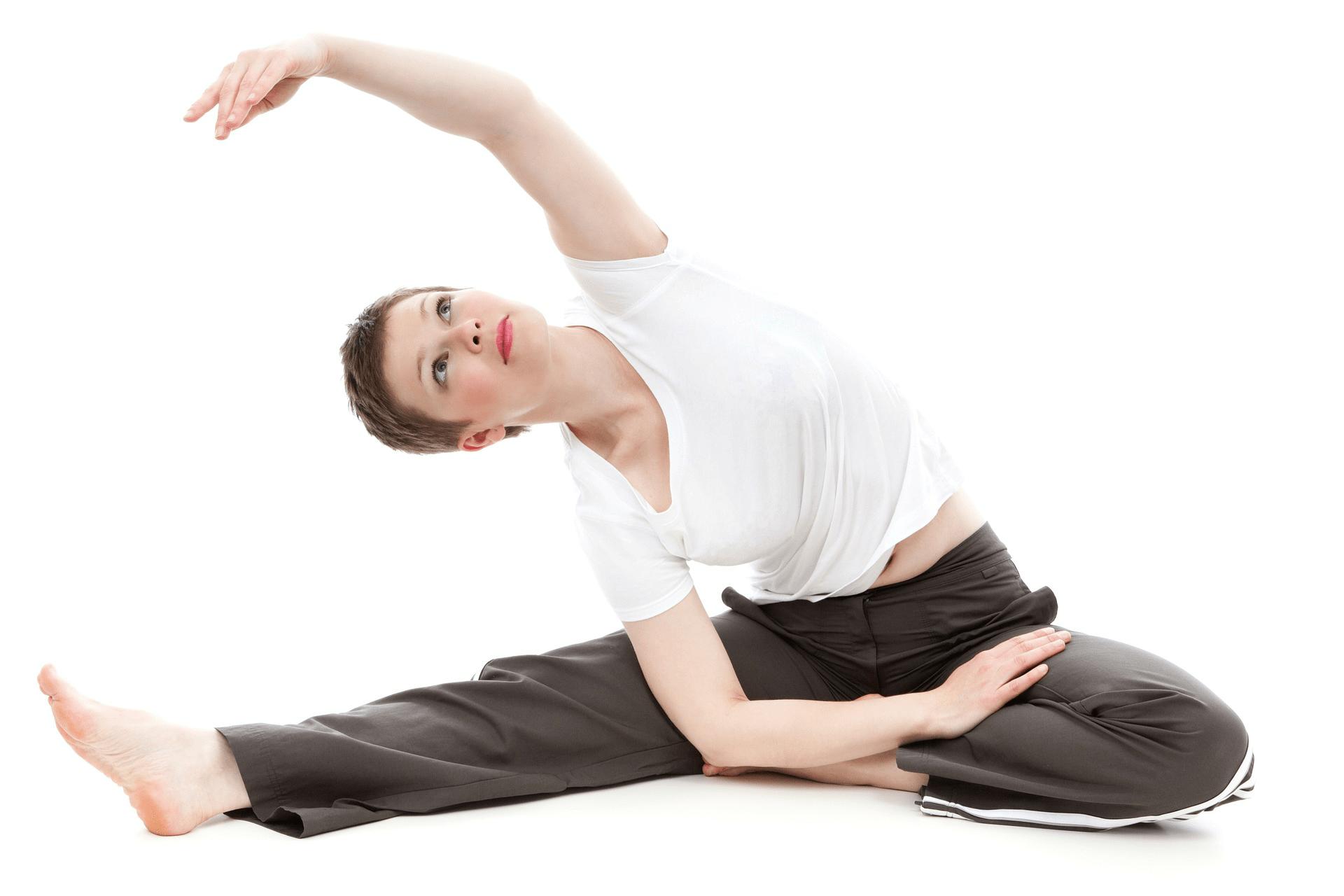 El yoga es una buena opción para la fibromialgia