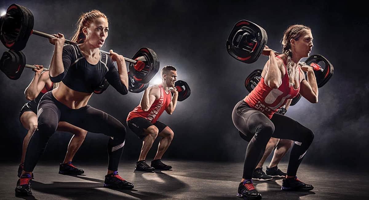 beneficios de Hacer body pump
