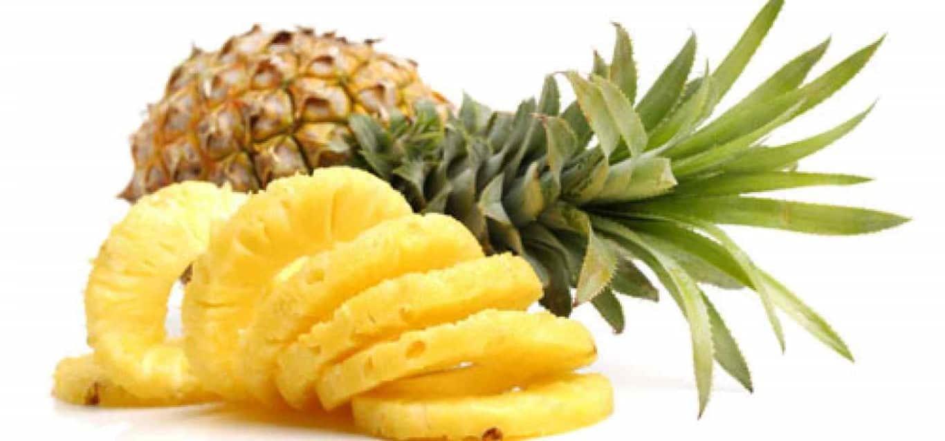 fruta piña diurética