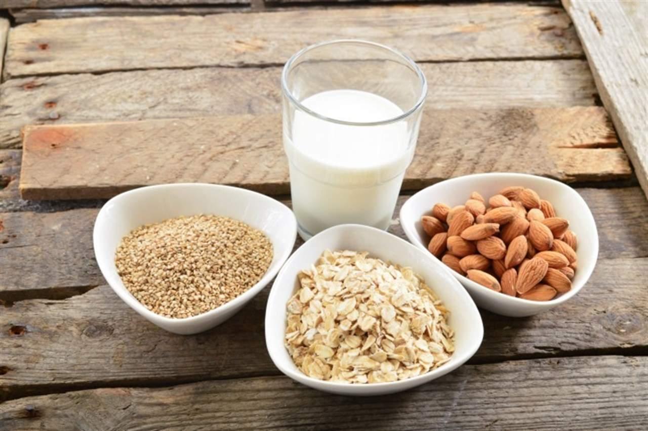 leches vegetales e intolerancia a la lactosa