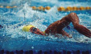lesiones más comunes en nadadores