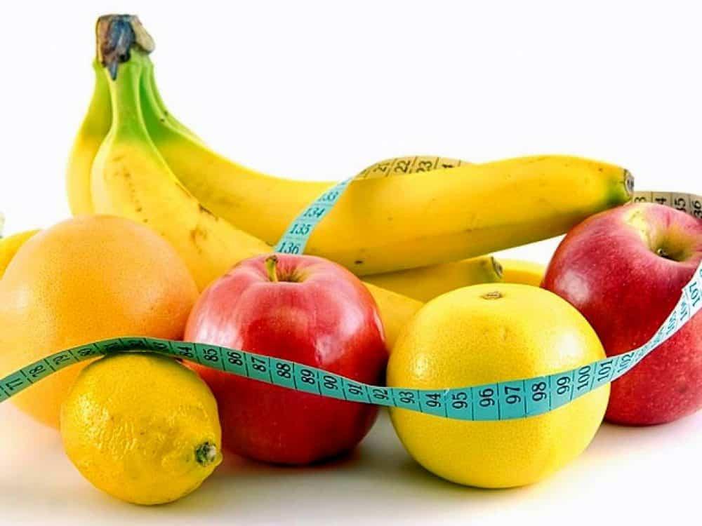 régimen alimenticio y dieta saludable