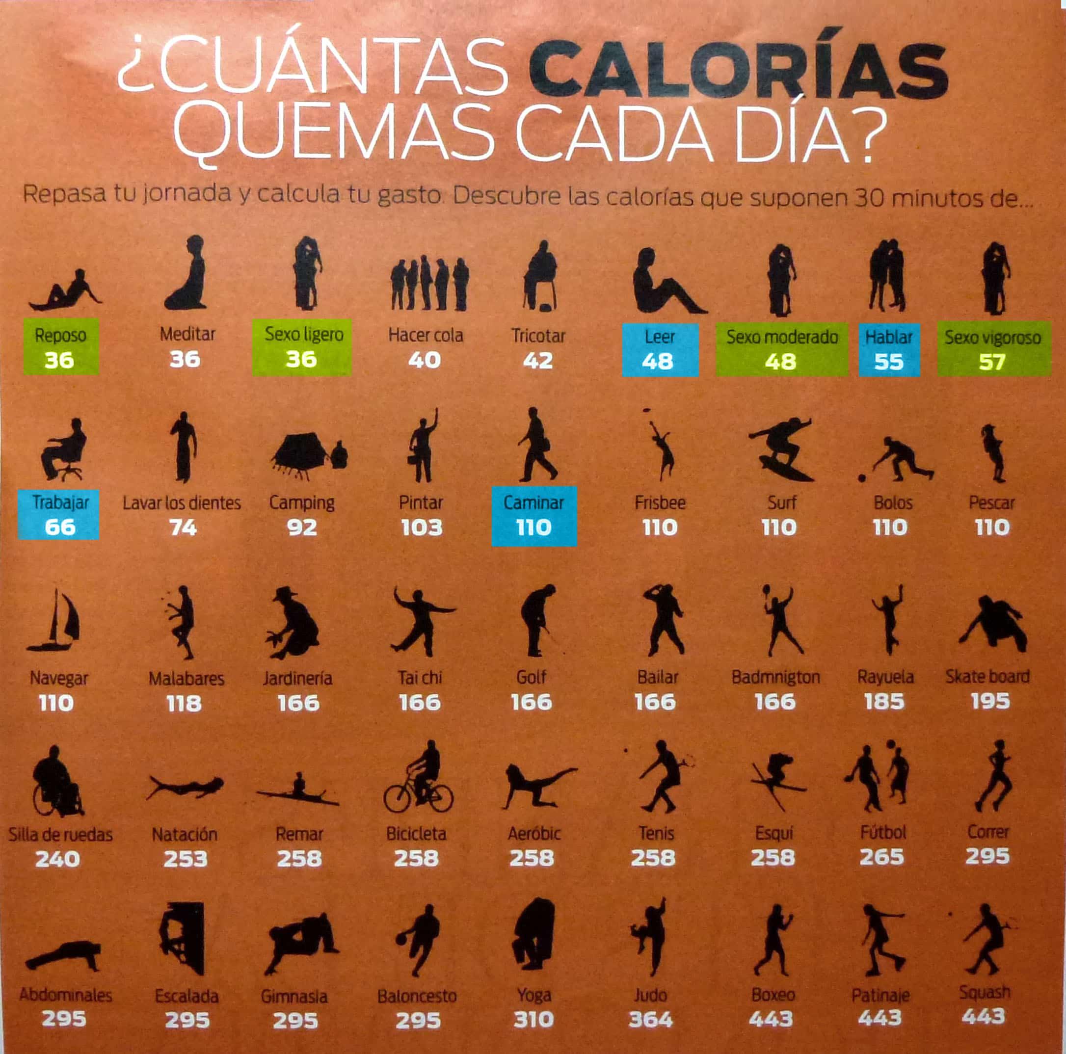 calcular calorias de mi dieta
