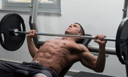 Hipertrofia muscular, músculos no crecen a pesar de hacer pesas