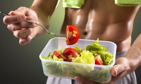 importancia dieta de culturistas