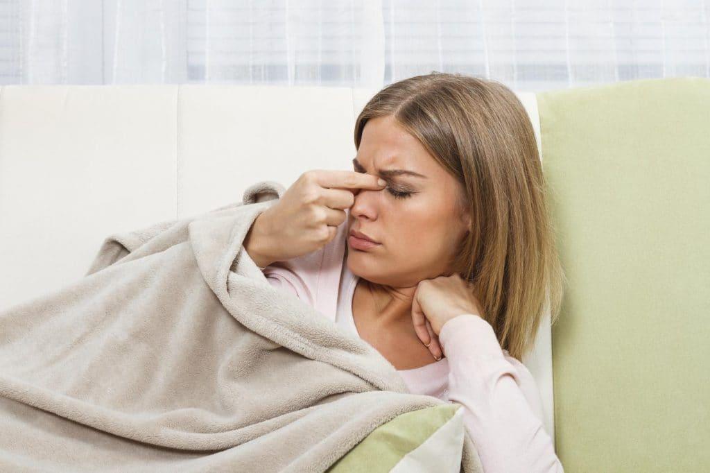 complicaciones de la conjuntivitis