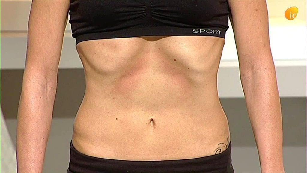 abdominales hipopresivos para una cintura más pequeña