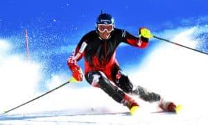 beneficios del esquí