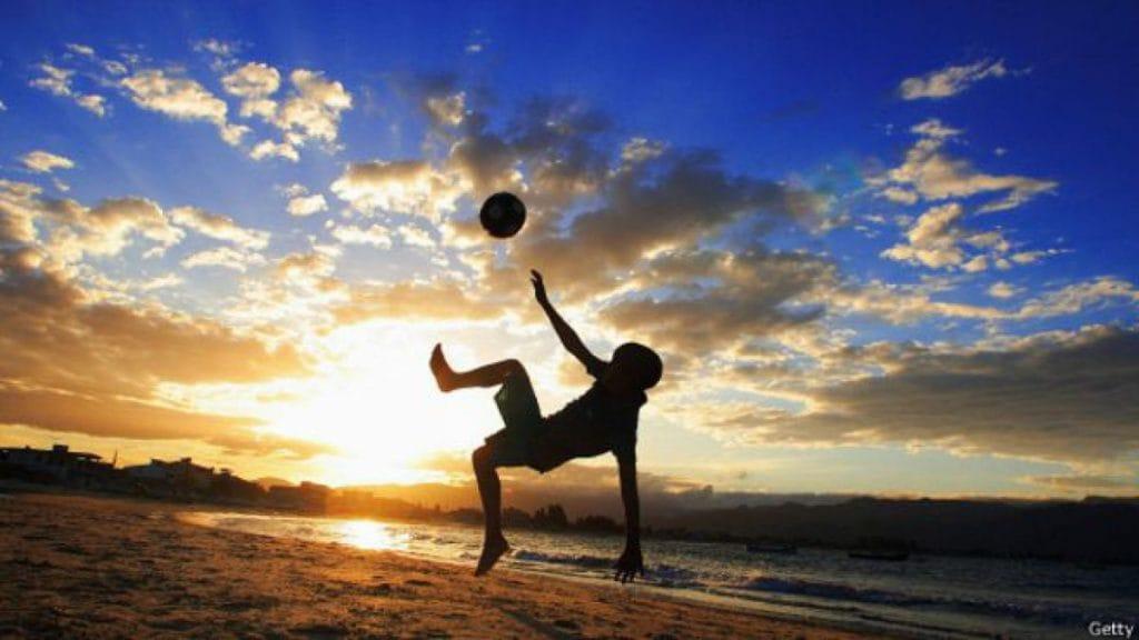 salud con los beneficios del futbol