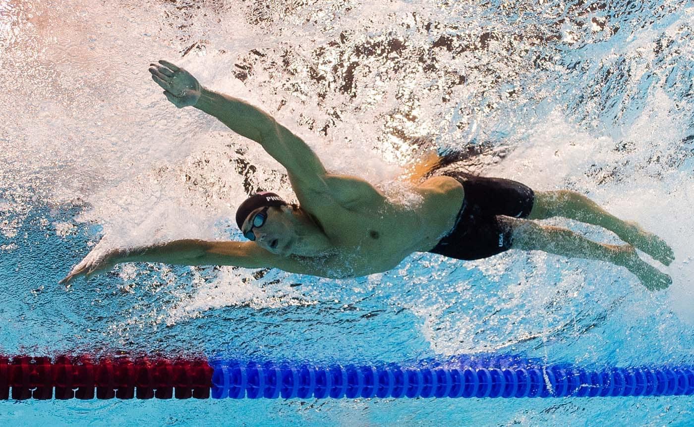 conoce los beneficios de la natación