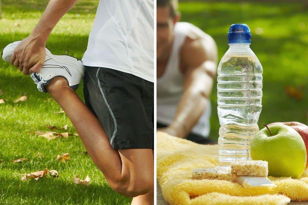 tipos de nutrición saludable recetas para deportistas