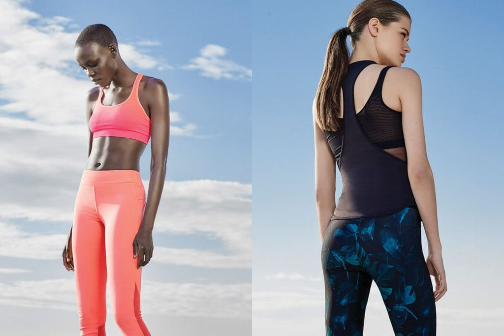tendencias ropa deportiva