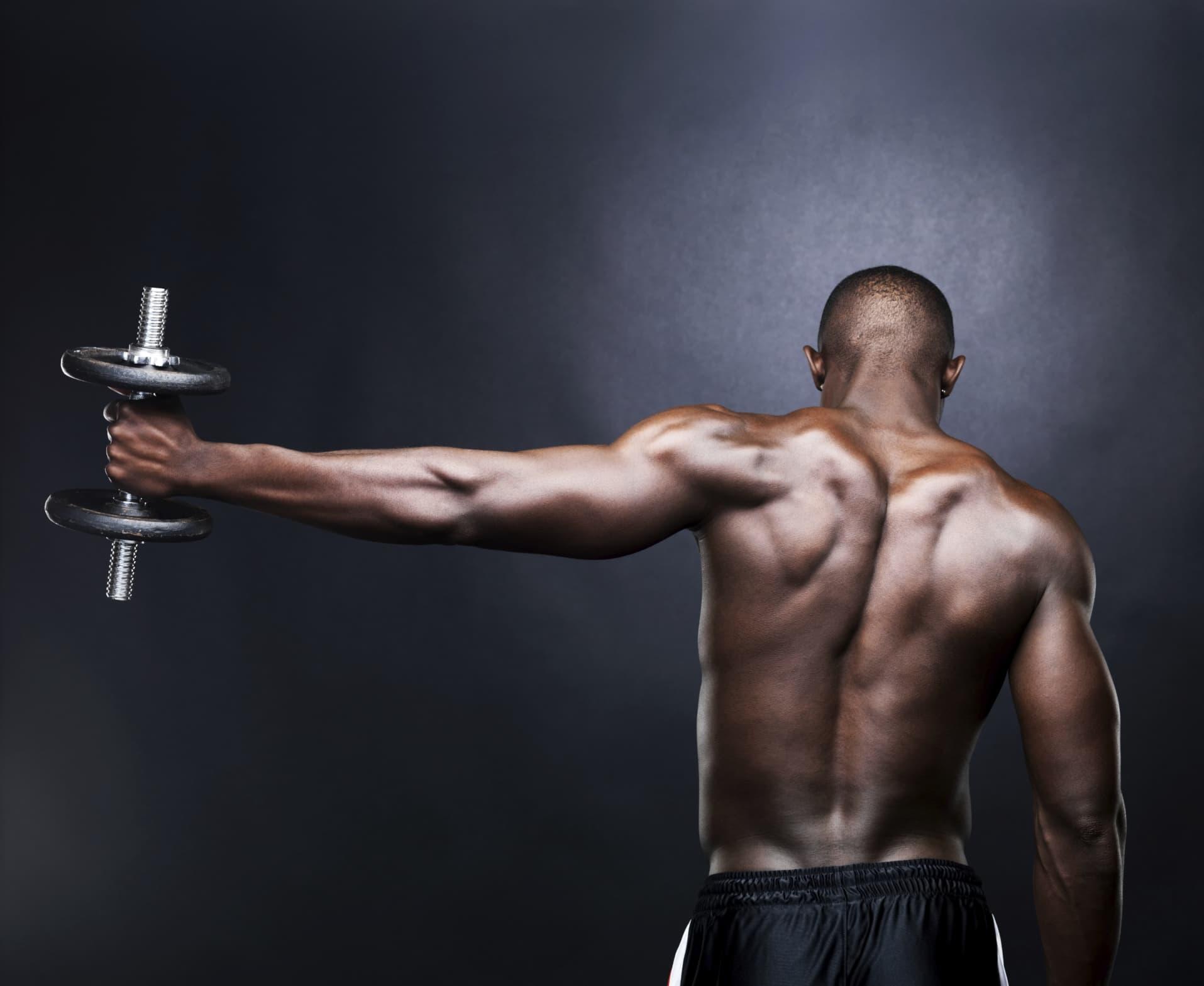 correr más rápido levantar pesas