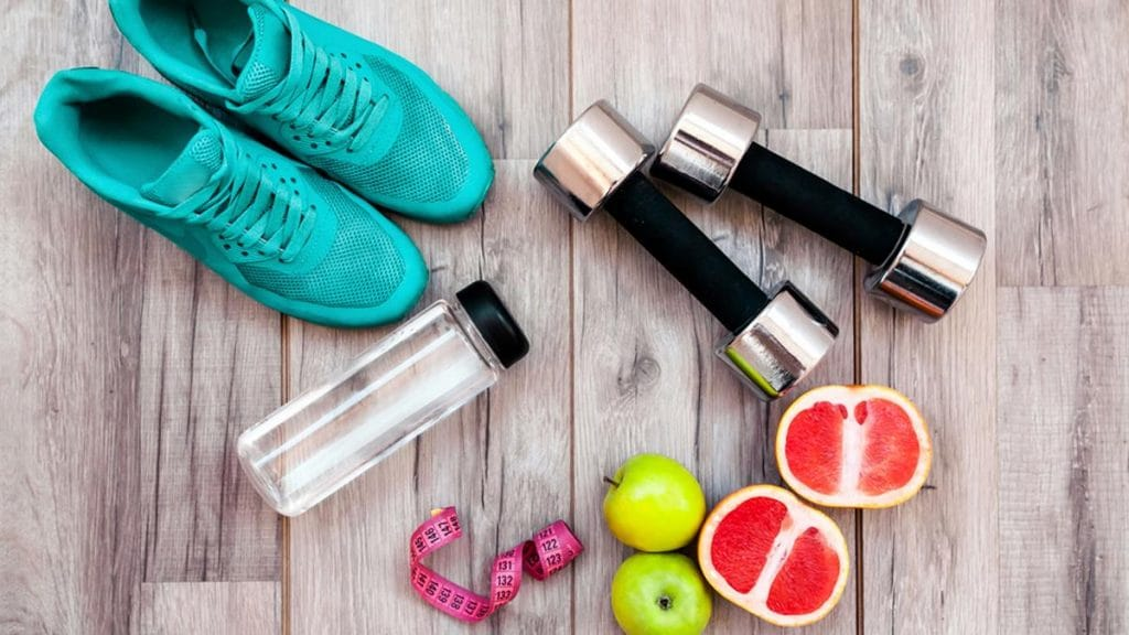 ejercitar cuerpo fitness