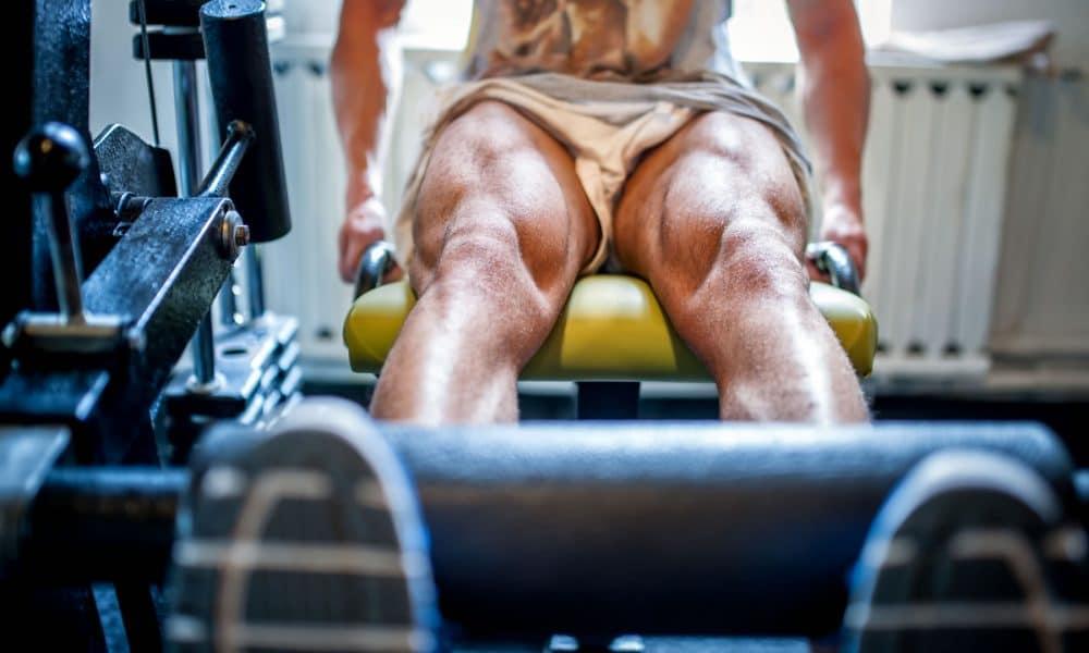 no entrenar piernas