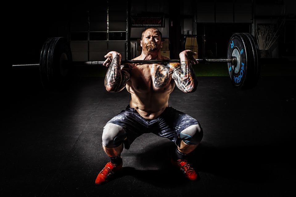 practica el smolov para aumentar la musculatura