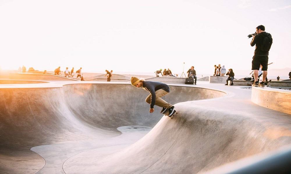 skateboard, deporte