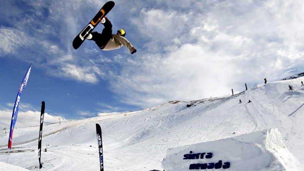 competicion snowboard