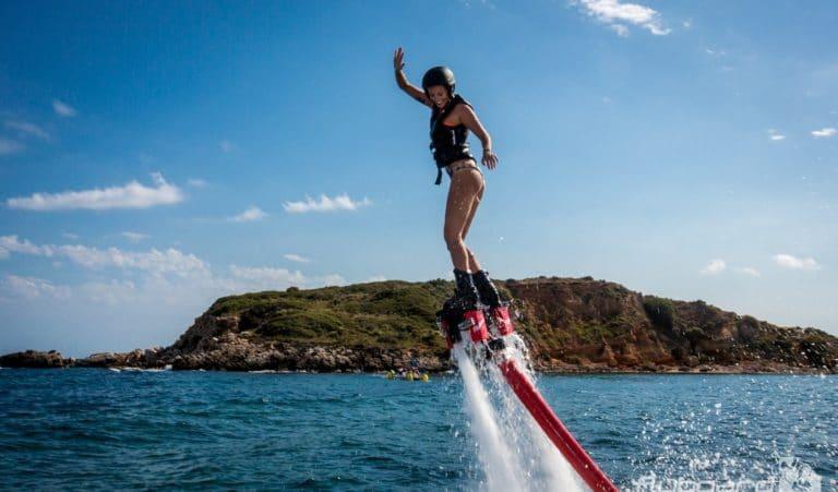 deportes acuáticos para el verano