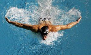 nadar durante más tiempo