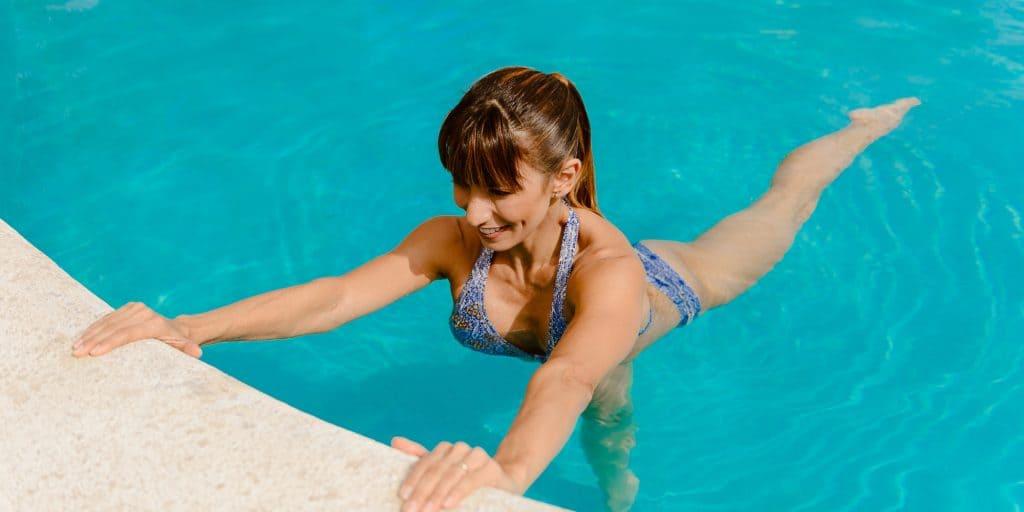 Los beneficios de los ejercicios acuáticos