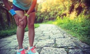 protege tus rodillas para correr