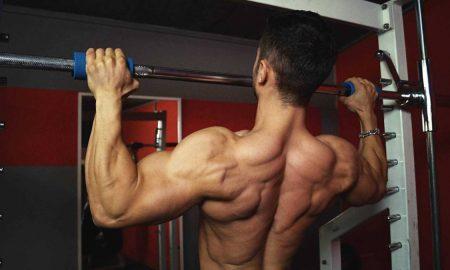 levantar pesas para ganar masa muscular