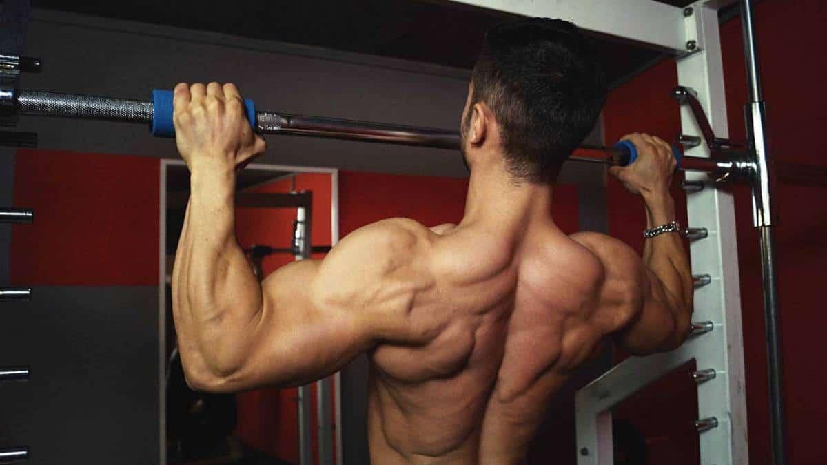 Se puede aumentar masa muscular sin hacer ejercicio