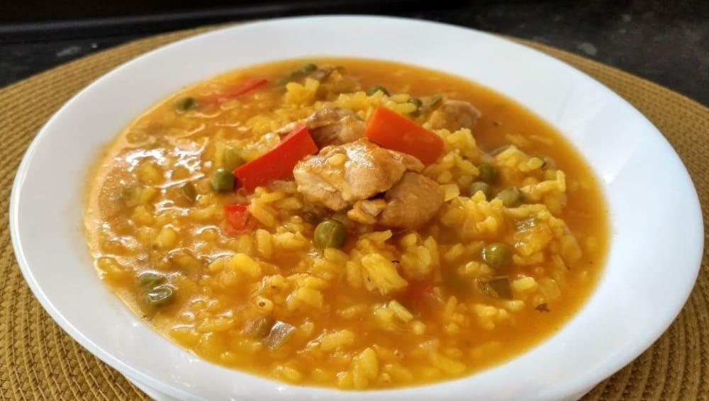 Arroz integral el alimento perfecto para los deportistas for Como cocinar arroz en microondas