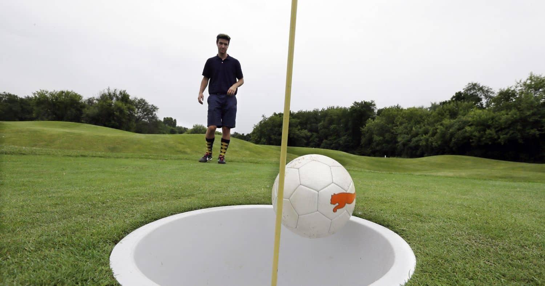 Conoce el footgolf una nueva tendencia deportiva