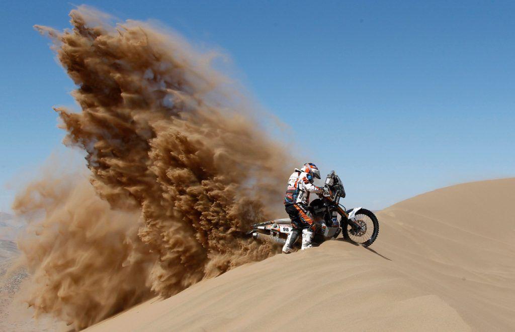 El evento más esperado del año el Rally Raid Dakar