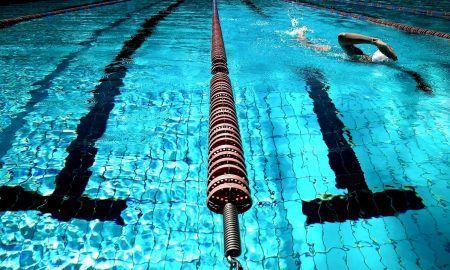Mejorar tu natación piscina