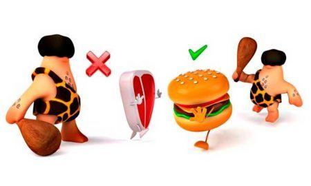 Alimentos prohibidos y permitidos en la dieta paleo
